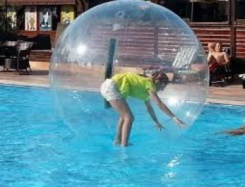 Waterball Su Topu