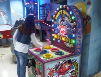 Tokmak Deluxe Oyun Makinası