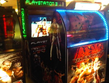 Playstation 4 Kabinli