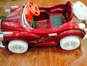 Araba Yarışı Kiddie Rides