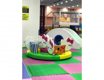 Soft Play Carousel Elektronik