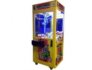 Kepçe Oyuncak Makinası