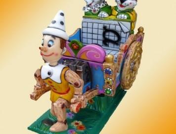 Pinokyo Kiddie Rides