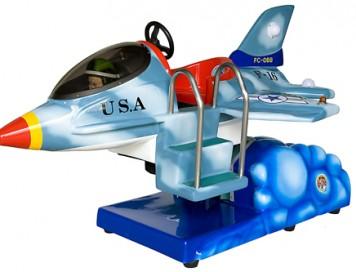 F-16 Kiddie Rides