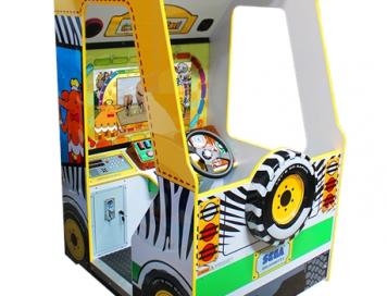 Let's Go Safari Sega